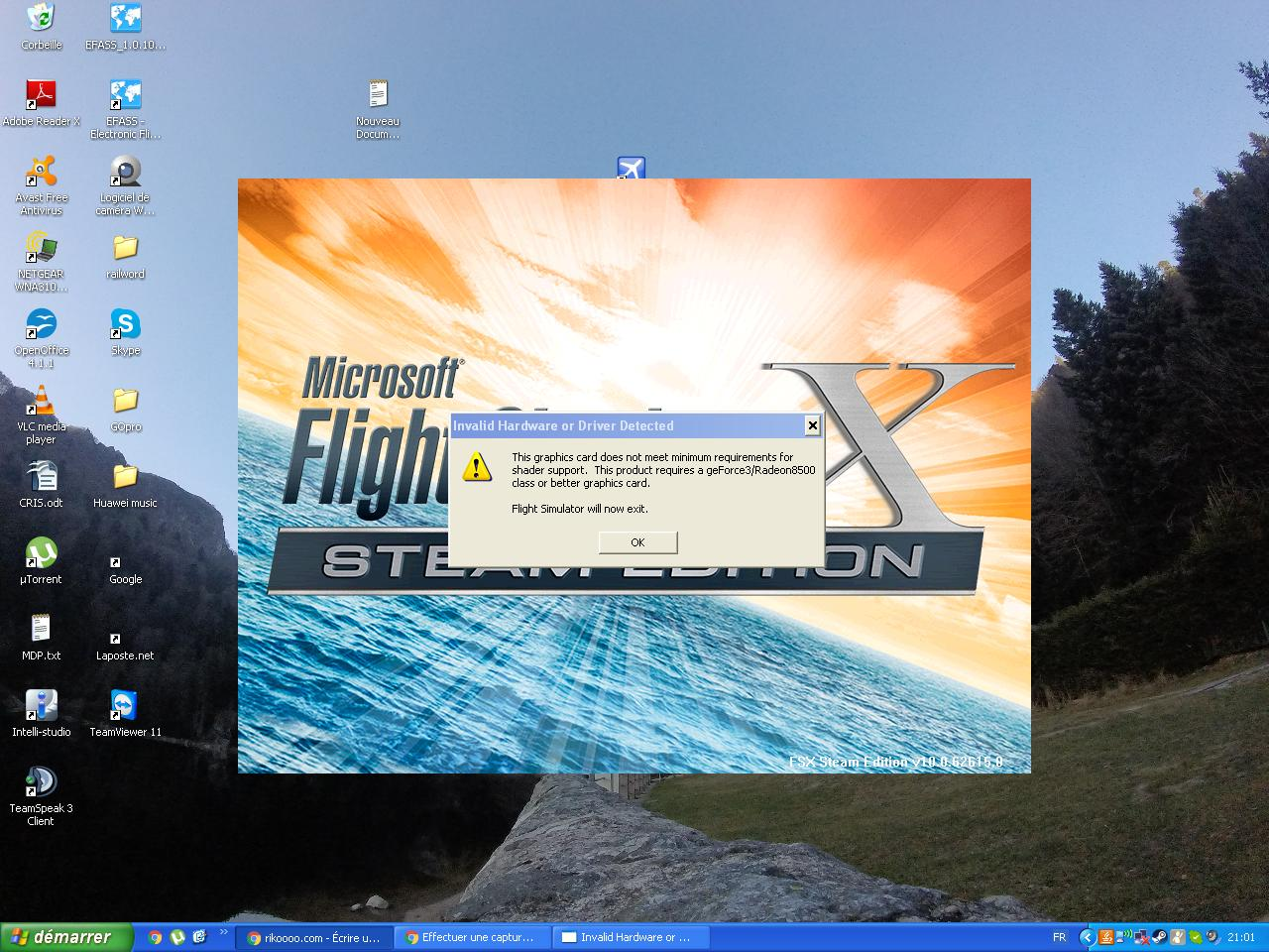Invalid Hardware or Driver Detected.JPG