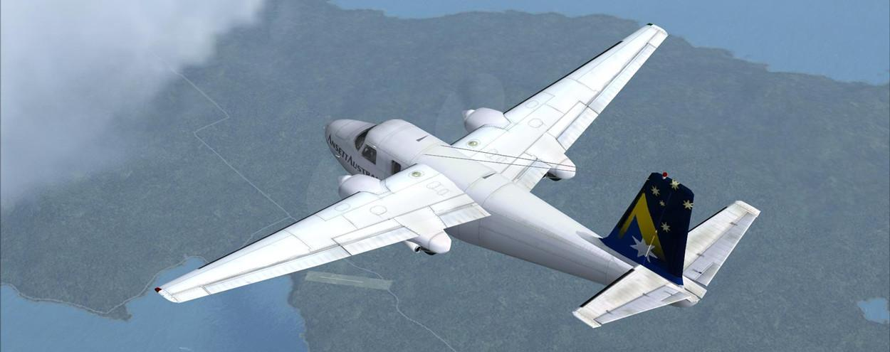 intro aero commander collection pack fsx p3d