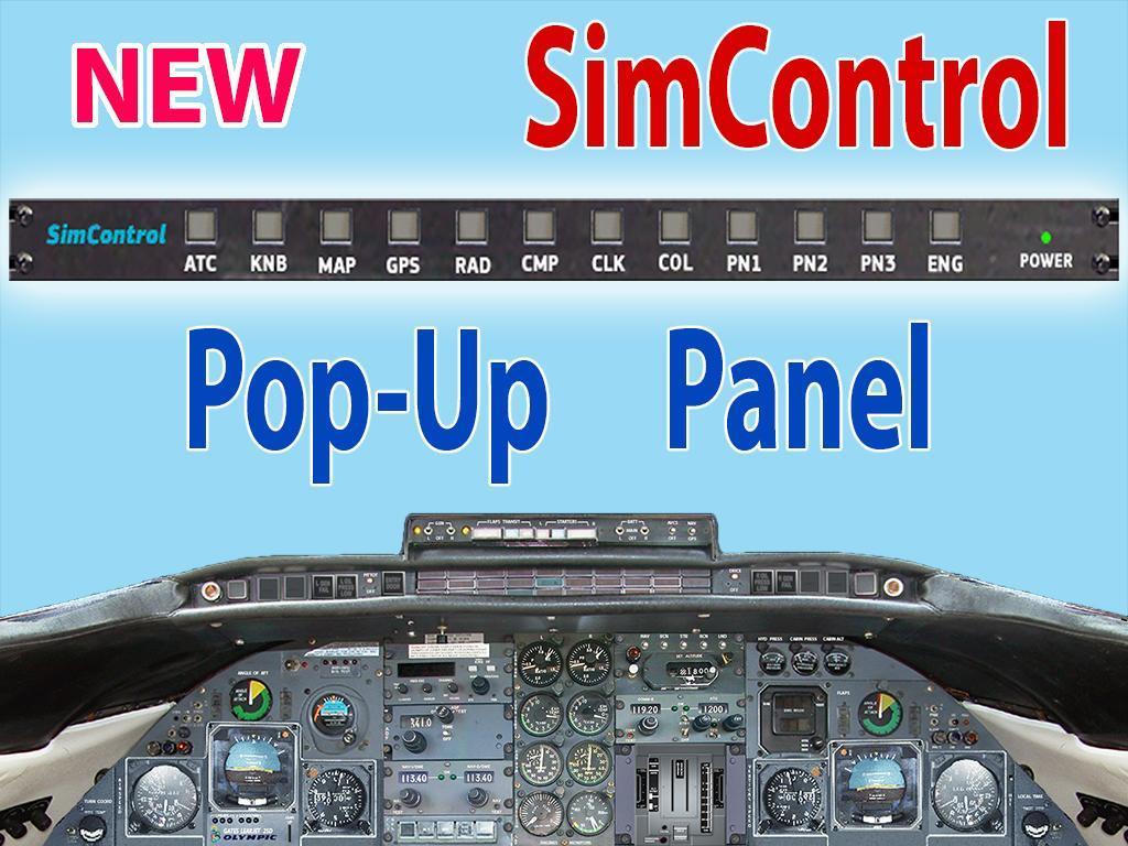 Control sim