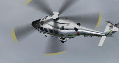 Ustગસ્ટા વેસ્ટલેન્ડ AW139 FSX P3D  11