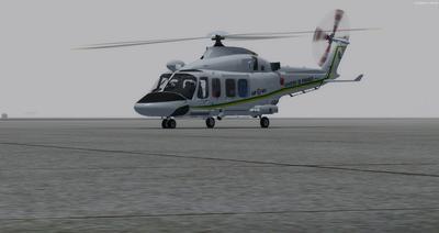 Ustગસ્ટા વેસ્ટલેન્ડ AW139 FSX P3D  12