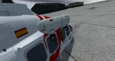AgustaWestland AW139 FSX P3D  6