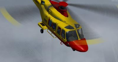 Ustગસ્ટા વેસ્ટલેન્ડ AW139 FSX P3D  8