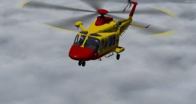 AgustaWestland AW139 FSX P3D  9