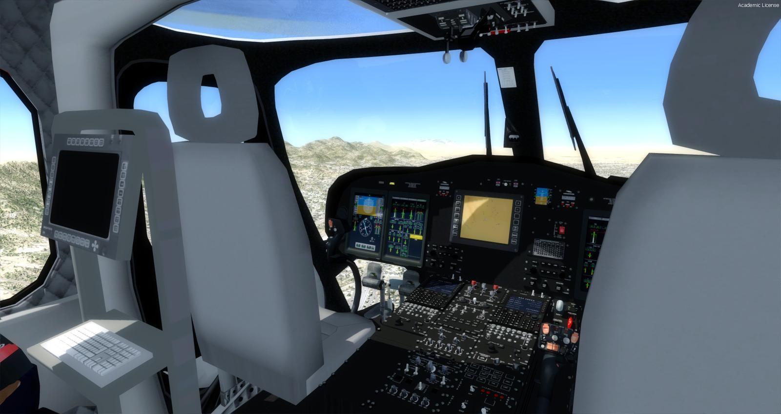 DOWNLOAD AgustaWestland AW139 SAR FSX & P3D - Rikoooo