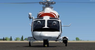 SAR AgustaWestland AW139 FSX P3D  1