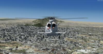 SAR AgustaWestland AW139 FSX P3D  10
