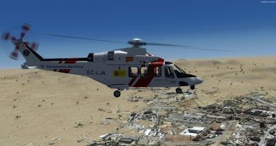 AgustaWestland AW139 SAR FSX P3D  11