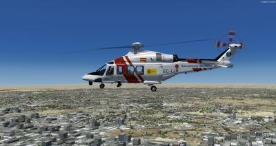 SAR AgustaWestland AW139 FSX P3D  12