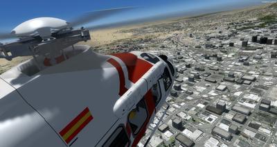 अगस्ता वेस्टलँड AW139 SAR FSX P3D  13