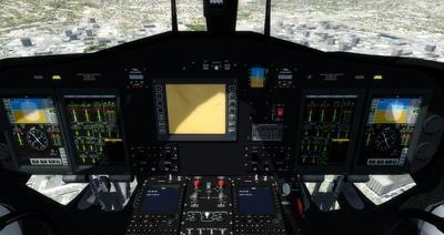 SAR AgustaWestland AW139 FSX P3D  17