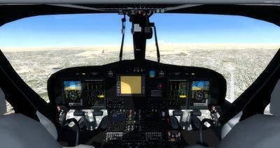 अगस्ता वेस्टलँड AW139 SAR FSX P3D  18