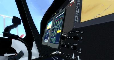 SAR AgustaWestland AW139 FSX P3D  20