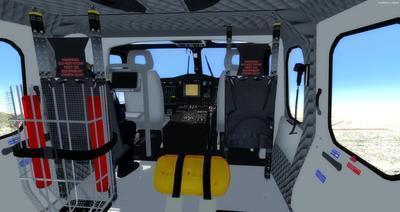 AgustaWestland AW139 SAR FSX P3D  25