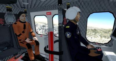 अगस्ता वेस्टलँड AW139 SAR FSX P3D  26