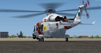 SAR AgustaWestland AW139 FSX P3D  4