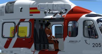 अगस्ता वेस्टलँड AW139 SAR FSX P3D  5