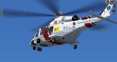 अगस्ता वेस्टलँड AW139 SAR FSX P3D  7
