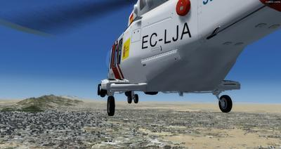 SAR AgustaWestland AW139 FSX P3D  9