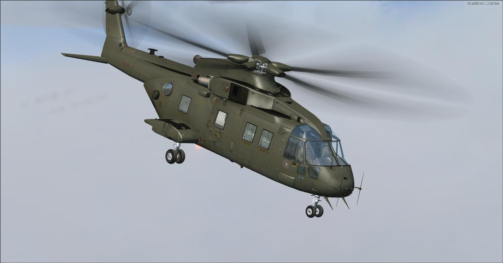 Carburante Elicottero : Scaricare agusta westland eh v fsx p d rikoooo