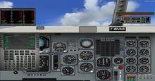 Airbus A300B1 B2 B4 FSX P3D  11