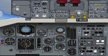 အဲယားဘတ်စ် A300B1 B2 B4 FSX P3D  12