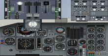 Airbus A300B1 B2 B4 FSX P3D  13