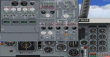 Airbus A300B1 B2 B4 FSX P3D  14