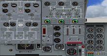 အဲယားဘတ်စ် A300B1 B2 B4 FSX P3D  15