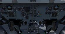 အဲယားဘတ်စ် A300B1 B2 B4 FSX P3D  5