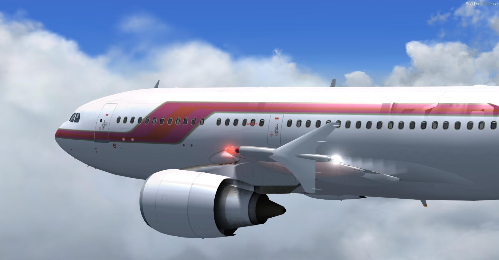 DOWNLOAD Airbus A310 Multi-Livery FSX & P3D - Rikoooo