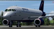 एयरबस A320 214 स्विस FSX P3D  1