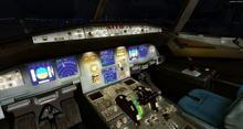 एयरबस A320 214 स्विस FSX P3D  12