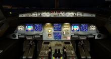 एयरबस A320 214 स्विस FSX P3D  14