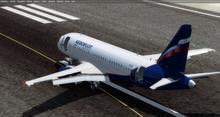 Airbus A320 214 svájci FSX P3D  2
