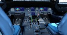 एयरबस A320 214 स्विस FSX P3D  6