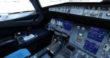 एयरबस A320 214 स्विस FSX P3D  9