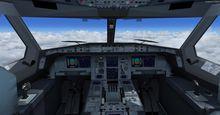 Airbus A340 XX საუკუნეები არგენტინაში FSX P3D  11
