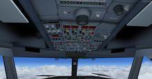 Airbus A340 XX საუკუნეები არგენტინაში FSX P3D  12