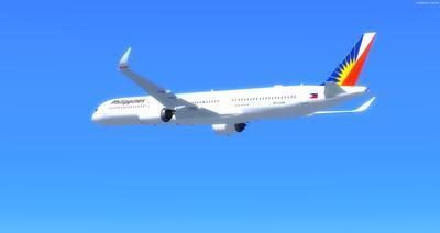 """""""Airbus A350 1000 XWB CamSim"""" FSX P3D  17"""