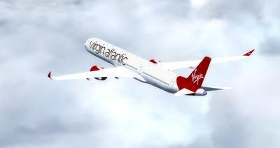 Airbus A350 1000 XWB CamSim FSX P3D  18