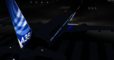 """""""Airbus A350 1000 XWB CamSim"""" FSX P3D  19"""