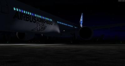 """""""Airbus A350 1000 XWB CamSim"""" FSX P3D  22"""