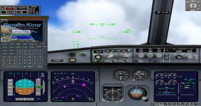 """""""Airbus A350 1000 XWB CamSim"""" FSX P3D  3"""