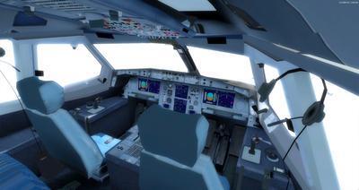 """""""Airbus A350 1000 XWB CamSim"""" FSX P3D  5"""