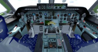 Antonov 225 Space Shuttle FSX P3D  11