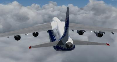 Antonov AN 124 FSX P3D  7