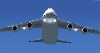 Antonov AN 124 FSX P3D  8