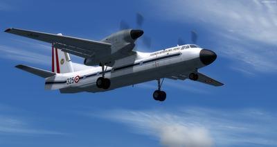 Antonov UN 32 FSX P3D  10