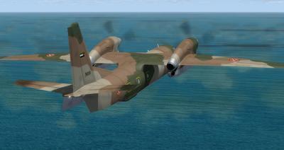 Antonov UN 32 FSX P3D  13